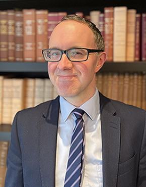 Sean_Coleman Our People | Arthur McLean Solicitors